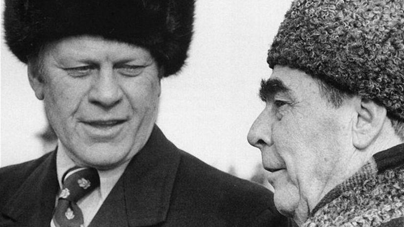 Leonid brežnev