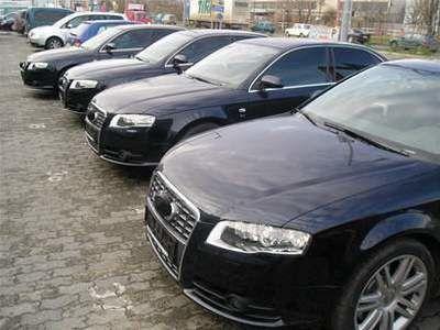 Audi S4 pre Políciu