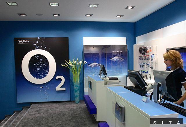 Predajňa Telefónica O2