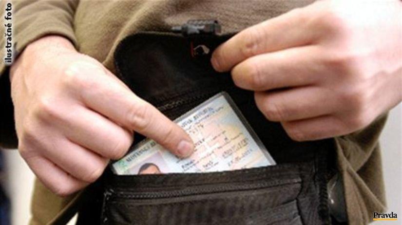 b1db44ce1 Koľko stojí vydanie nových dokladov - Občan a štát - Peniaze - Pravda.sk