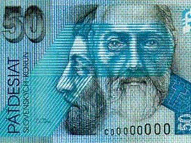 Kalkulaka eske a slovenske peniaze