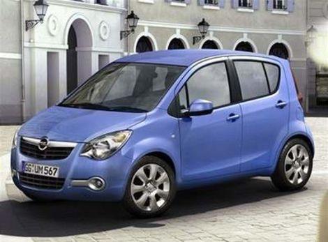 Nový Opel Agila
