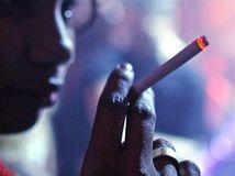 Fajčenie cigareta
