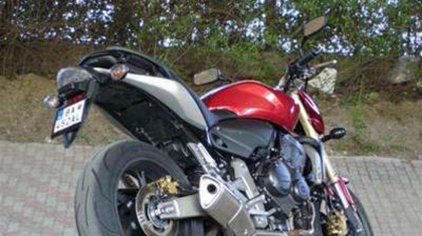 Test Honda Hornet 600 Testy Auto Pravdask
