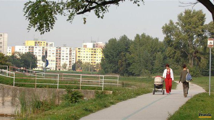 Ako by malo vyzerať nové centrum Petržalky  Pýta sa magistrát v ... 957bf502de2