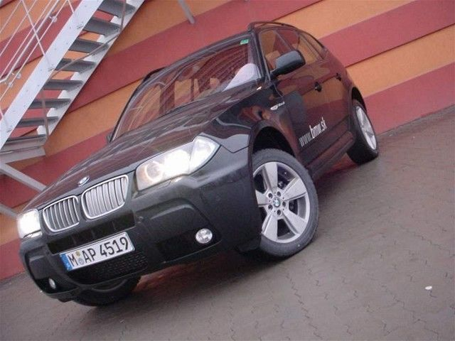 test bmw x3 3 0 sd testy auto. Black Bedroom Furniture Sets. Home Design Ideas
