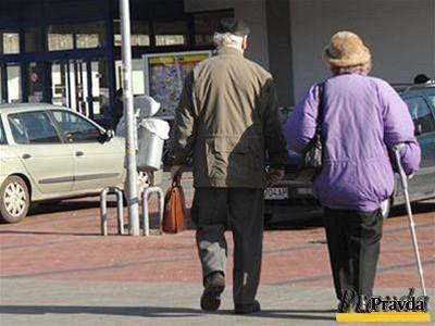 Dôchodok, dôchodcovia