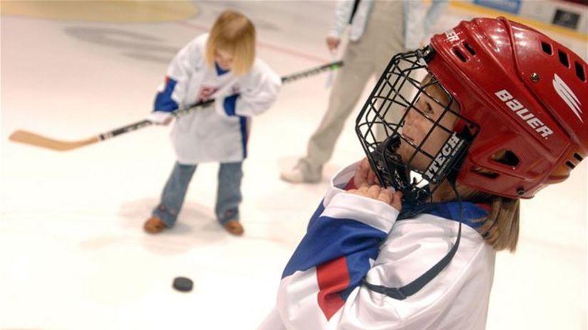 0459d37ec Deti už nevedia ani chytiť loptu... - Ostatné - Hokej - Šport - Pravda.sk