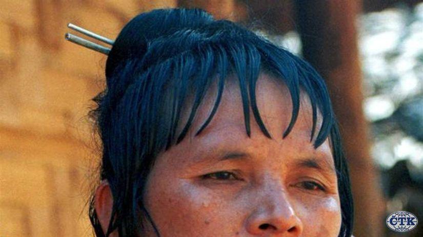 5883738849ac Barmské ženy sú exponátmi v ľudskej zoo - Zaujímavosti - Správy - Pravda.sk