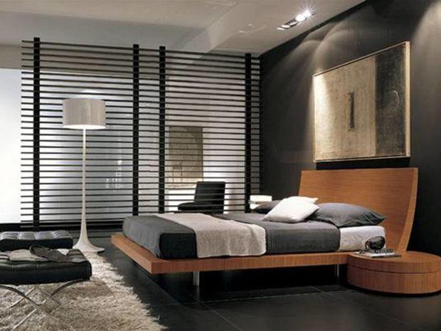 byt - spálňa - optické zväčšenie
