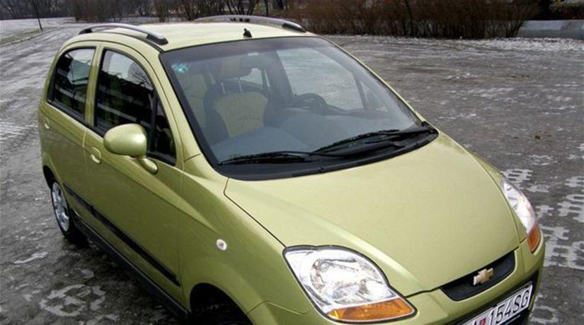 Test Chevrolet Spark 10 Testy Auto Pravda