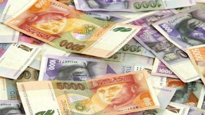 Sk, peniaze, dane a mzdy