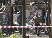 Banské nešťastie na Ukrajine