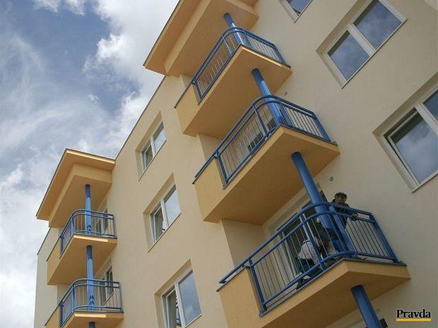 Nájomné byty v Nitre