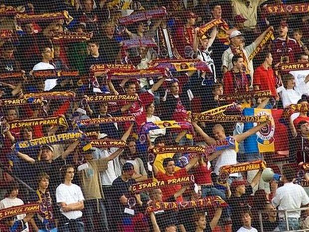 Fanúšikovia, Sparta Praha