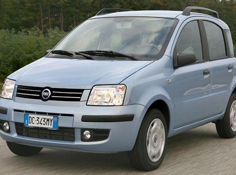 Fiat Panda je jedným z najspoľahlivejších jazdených vozidiel.
