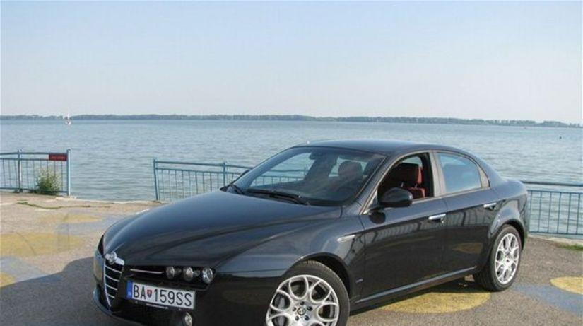 54ca7110e Test: Alfa Romeo 159 3,2 JTS - Testy automobilov - Auto - Pravda.sk