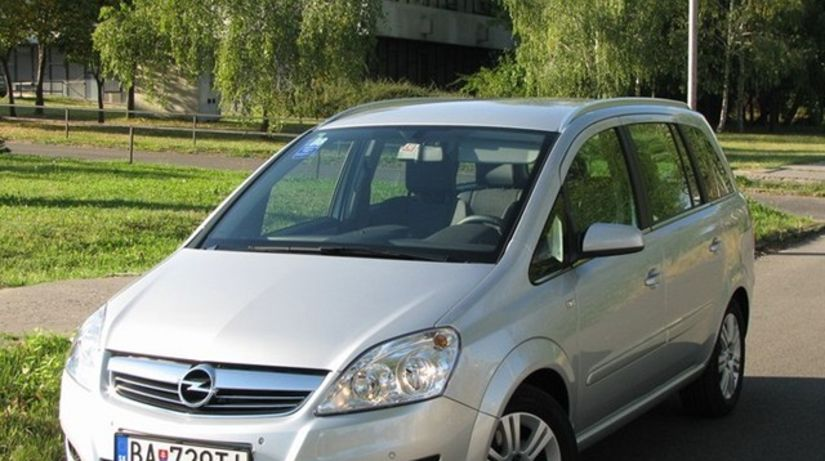 Test Opel Zafira 17 Cdti Testy Auto Pravda