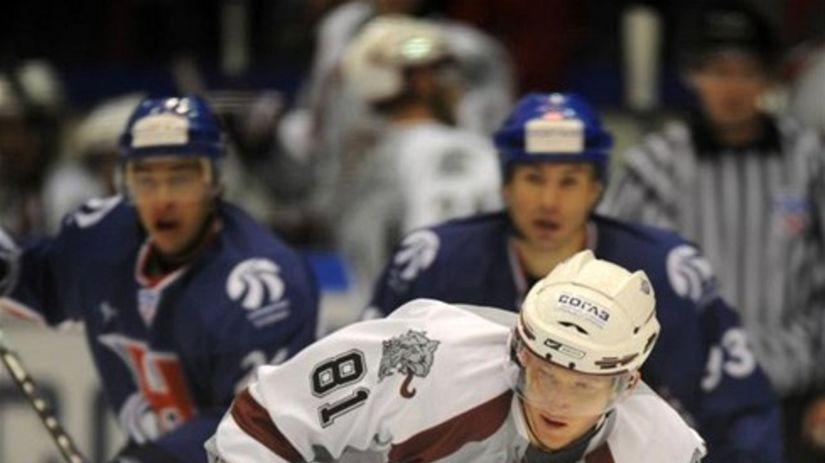 adcae581c2880 Hossa v KHL gólom prispel k víťazstvu Rigy - KHL - Hokej - Šport - Pravda.sk