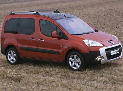 Peugeot Partner Teepee - 15 480 eur