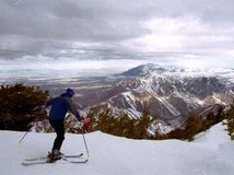 Hory, lyžovanie, Tatry, sneh, zima