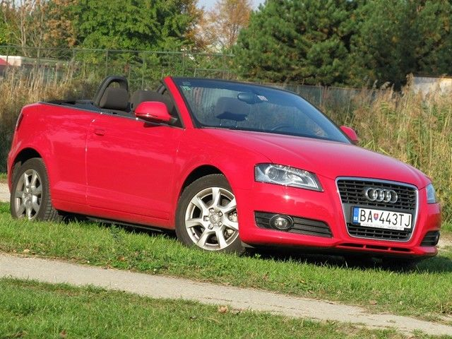 test audi a3 cabriolet 1 8 tfsi ambition testy auto. Black Bedroom Furniture Sets. Home Design Ideas