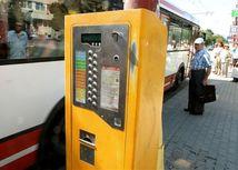 Autobus, mhd, automat, lístky