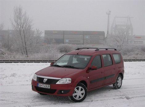 Dacia Logan prešla nedávno ľahkým faceliftom.