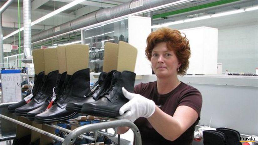 c4d8202675 Výrobca Ficovej topánky ruší fabriku - Ekonomika - Správy - Pravda.sk