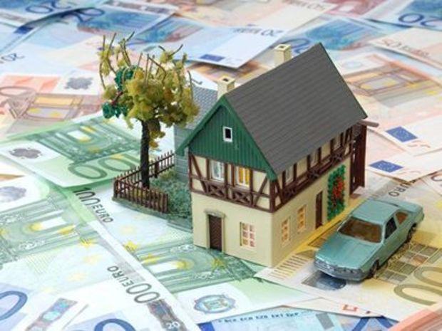 Dom, peniaze, euro