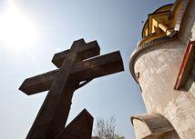 Rozostavaný pravoslávny kostol v Bratislave