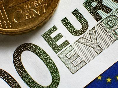 Nákup, euro, peniaze
