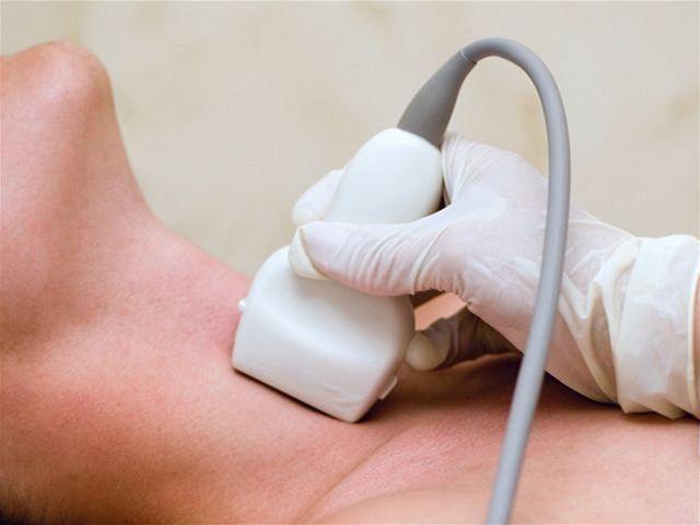 štítna žľaza - vyšetrenie