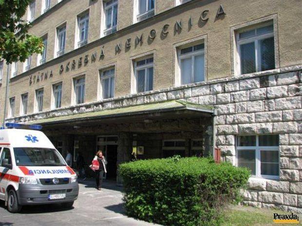 Nemocnica, Skalica