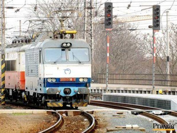 Vlak, železnica, koľaj
