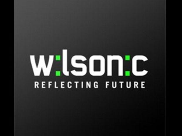 Wilsonic, logo