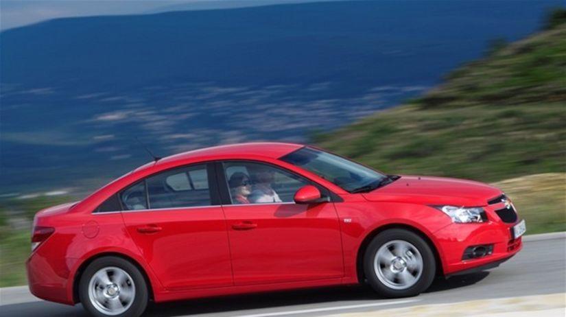 Test Chevrolet Cruze 20 Vcdi Lt Testy Auto Pravda