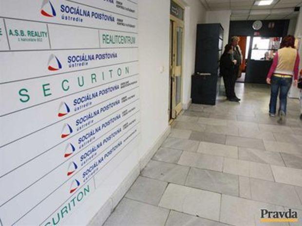 Sociálna poisťovňa