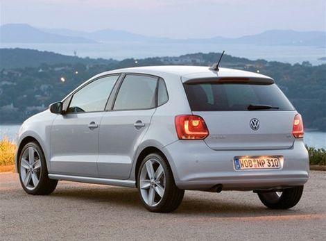 Volkswagen Polo Хетчбек