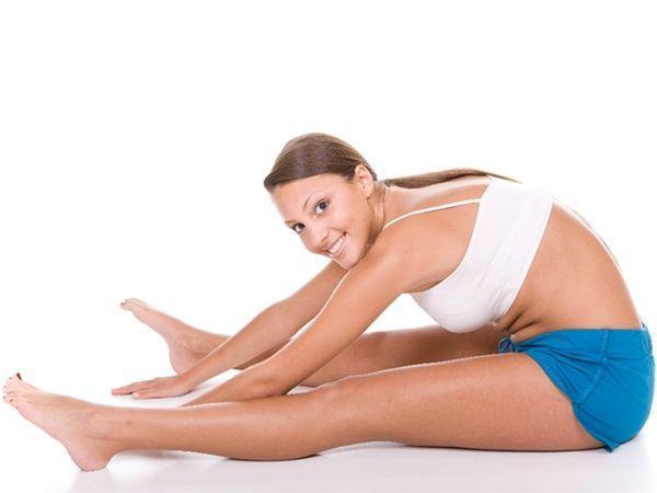 žena, cvik, cvičenie, šport