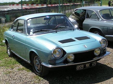 Kupé 1200 Svyšlo z pera Giorgetta Giugiara.
