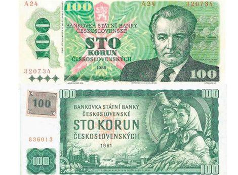 Stare slovenske papierove peniaze 24spravy
