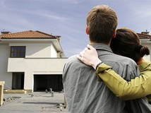 hypotéka, dom, rodina, stavba, výstavba