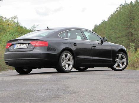 Audi a5 sportback recenzia