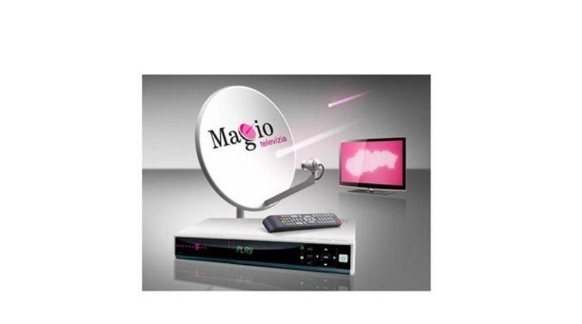 0996bb6029c Inštalácia televízie Magio Sat chce čas a rozvahu - Obraz a zvuk - Veda a  technika - Pravda.sk