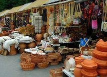 trhy, nákup, jarmok, stánok