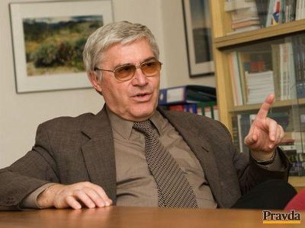 Sociológ Ján Bunčák