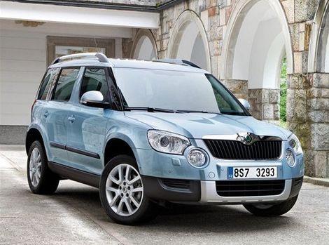 Škoda Yeti - 17 660 eur