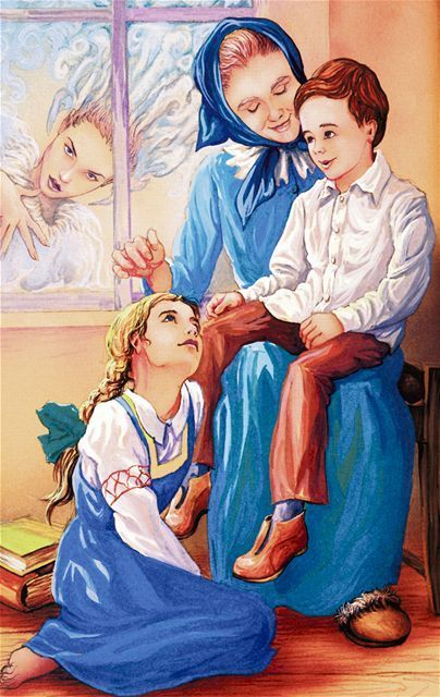 Ilustrácia Aleksander Karcz, z knihy Veľká kniha rozprávok, Slovart–Print