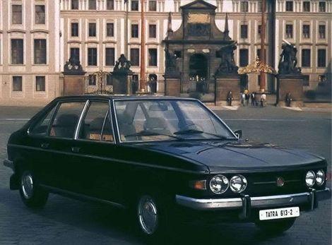 Prvá modernizácia v roku 1980 priniesla úspornejší motor.